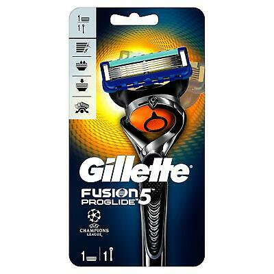 Gillette Fusion 5 Proglide Razor Handle + 1 Blade - NEW