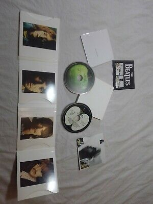 The Beatles  White Album  Remastered  2 CD  Fast Free Shipping