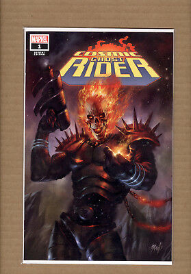 Cosmic Ghost Rider 1 Parrillo Variant  Donny Cates  Limited 3000 Marvel 2018
