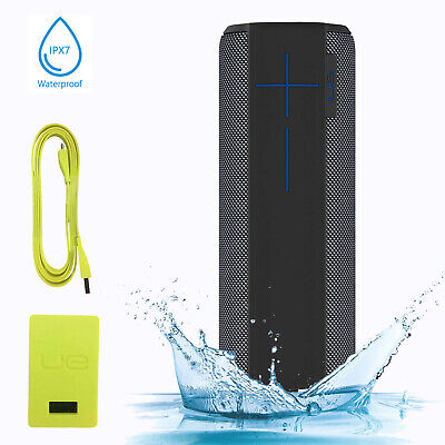 Ultimate Ears Megaboom Bluetooth Wireless Portable Speaker Water Resistant Bass