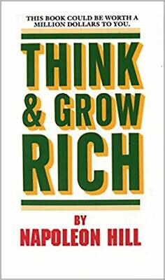 ✅🔥Think and Grow Rich by Napoleon Hill 🔥PDF Online Book 12HR FAST DELIVERY⚡