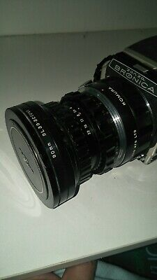 Bronica S2A Plus Lenses And More