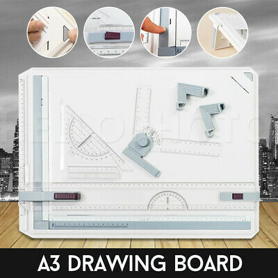 PRO A3 Drawing Board Table Tool With Parallel Motion & Adjustable Angle Drafting