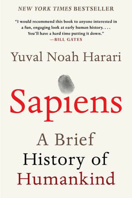 ✅🔥 Sapiens A Brief History of Humankind by Yuval Noah Harari🔥PDF Online FAST ⚡