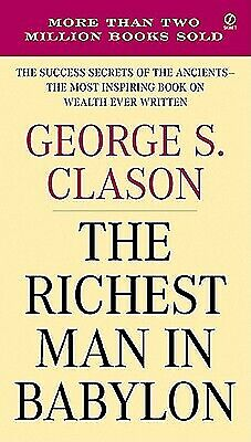 ✅🔥 The Richest Man In Babylon by George S Clason 🔥 PDF Online 🔥 FAST DELIVERY