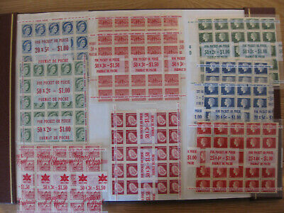 stamps British Commonwealth Canada all u/m mint mini sheets all in original wrap
