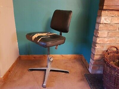 Tan San Industrial Office Chair Used (1969)