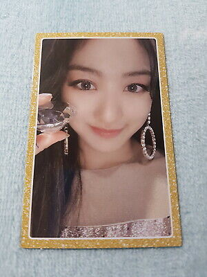 TWICE 8th Mini Album Feel Special Jihyo Type-1 Photo Card Official K-POP(5