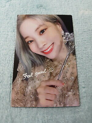 TWICE 8th Mini Album Feel Special Dahyun Type-3 Photo Card Official K-POP(6