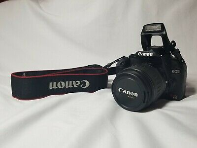 Canon Rebel T1i 15.1MP EOS Digital SLR Camera PLUS  18-55mm Lens and charger
