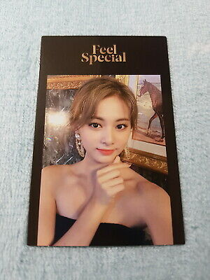 TWICE 8th Mini Album Feel Special Tzuyu Type-8 Photo Card Official K-POP(5