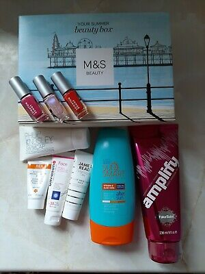 M&S Beauty Box New Complete and Unused products