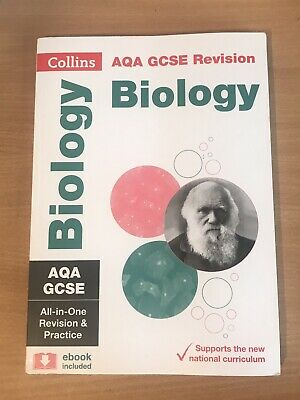 Collins AQA Science GCSE Revision Biology