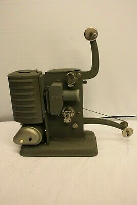 Noris 9.5Mm Movie Projector Camera Apparat 2609 Vintage Rare