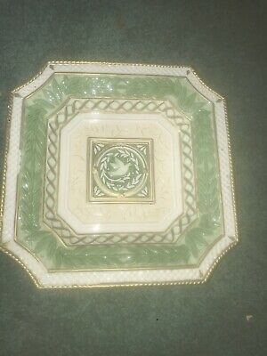 Fritz And Floyd Decorative Plate. Circa 1970's