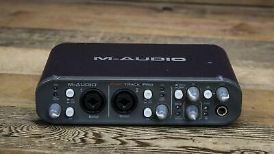 M-Audio Fast Track Pro USB Interface - Fasttrack Maudio U118394