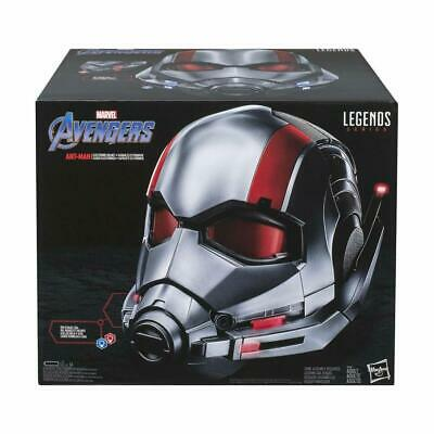 Ant Man Electronic Helmet Collector Movie Legends Series Marvel Avengers Endgame