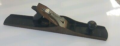 Vintage Stanley Bailey No.7 Type 13 Sweetheart Smooth Flat Wood Plane Solid USA