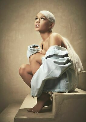 Ariana Grande American Singer Sweetener Poster Wall Print A5 A4 A3 A2 A1 A0