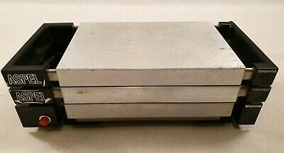 Therma Food Warmers Table Top Plate Warmers Vintage Aspel Warming Trays x3 1970s