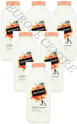 200G Femfresh Powder Intimate Hygiene Re-Balance  Talc Free Everyday Care
