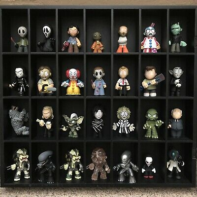 Funko Mystery Minis Horror Series LOT OF 28 Figures RARE! Saw Trick R Treat