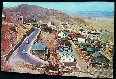 Jerome Arizona Copper Gold Silver Mining Ghost City Largest Ghost City AZ 1960's