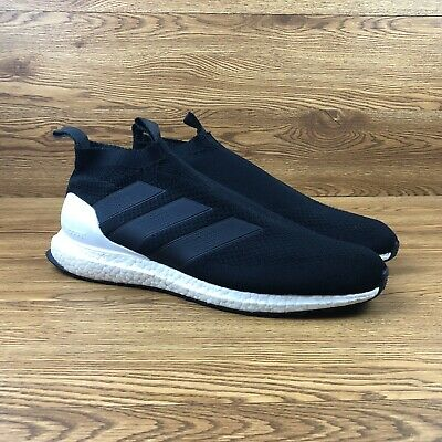 ADIDAS ACE 16+ Purecontrol Ultra Boost Black Athletic
