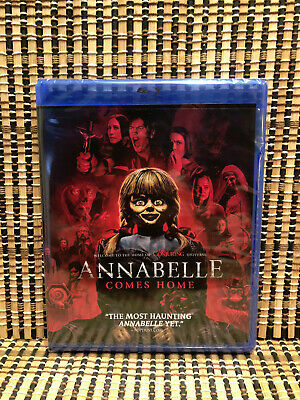 Annabelle Comes Home (2-Disc Blu-ray/DVD, 2019)Part 3.Conjuring Universe