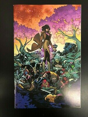 Powers of X #6 (Marvel, 2019) 1:100 R.B. Silva Virgin Variant Edition