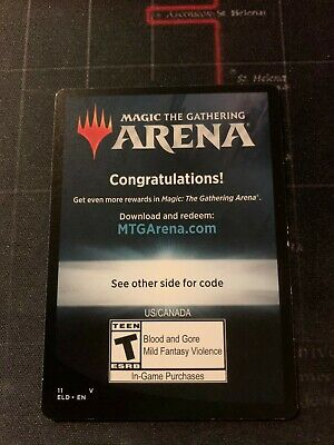 Mtg Throne of Eldraine Arena Code 6 Booster Packs Email code 1 per account