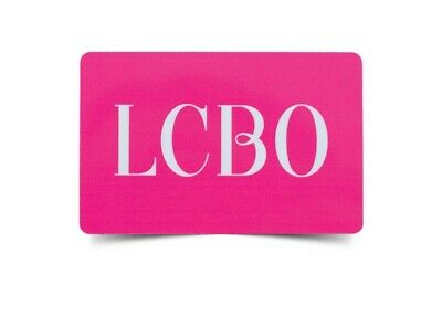 Lcbo Gift Card $97.85 Brand New Use Once 2 Buy A One Drink