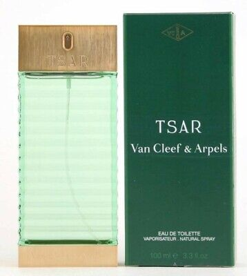 Tsar Van Cleef & Arpels - 100 Ml / 3.4 Fl. Oz - Eau Toilette For Men Vaporizador