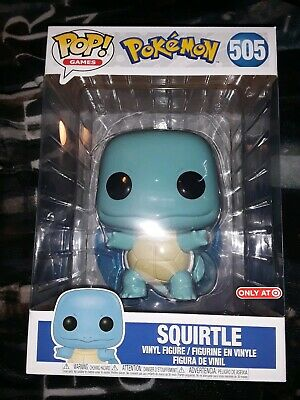 10 Inch Squirtle NYCC Target Funko Pop