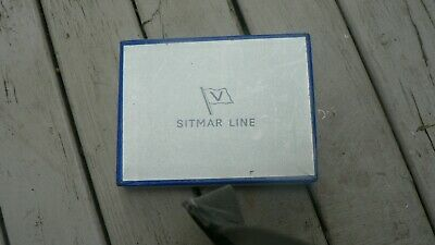Sitmar Cruise Line playing cards