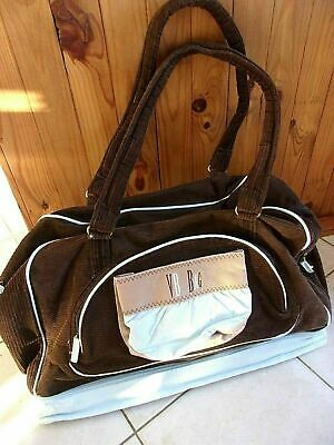 grand sac a langer BABY ON BOARD