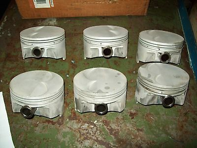 Ford 351 W  +.020 Wiseco pistons/used/partial set[6]