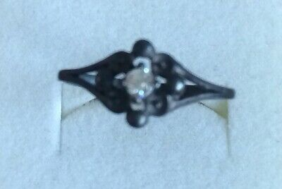 """Jewellery """"Master"""" Pattern Ring ..For 3mm Round Stone"""