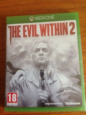 Evil Within 2 XBOX ONE, New and Sealed