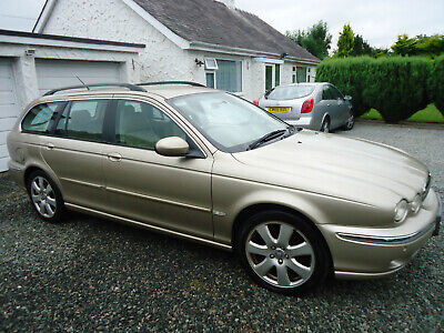 Jaguar X Type Estate, SE, AWD, 04, 63000 miles