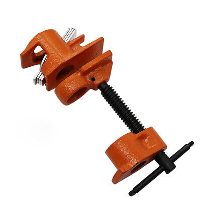 3/4 Inch Heavy Duty Pipe Clamp Woodworking Wood Gluing Pipe Clamp Pipe Clam Z1B3