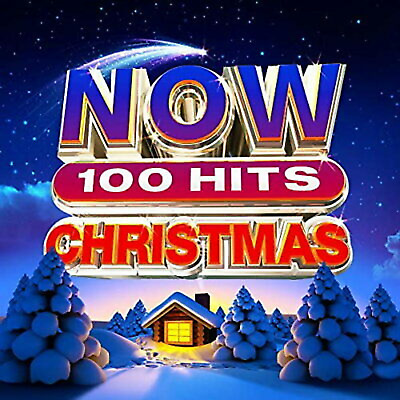 Various Artists - NOW 100 Hits Christmas 5CD (Box Set) - Released 01/11/2019