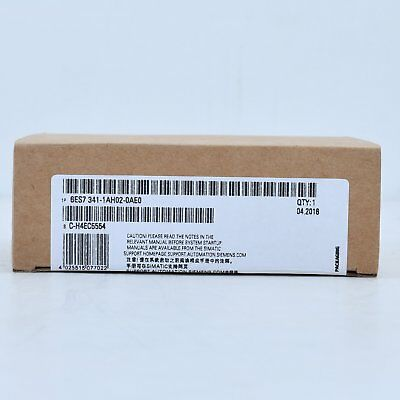 *SHIP TODAY* 1PC NEW IN BOX Siemens 6ES7341-1AH02-0AE0 6ES7 341-1AH02-0AE0