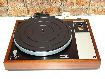 BOXED! Thorens TD 160B MKII Belt Drive Record Vinyl Player Deck Turntable
