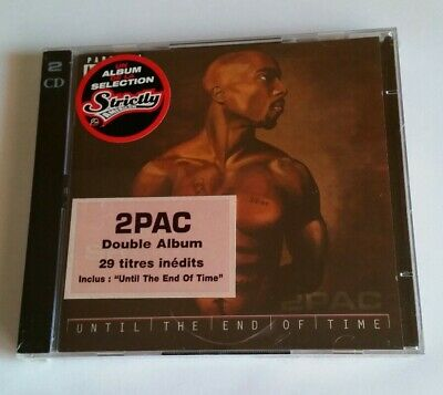 Cd  Double  Album   2Pac    Neuf   Sous Blister