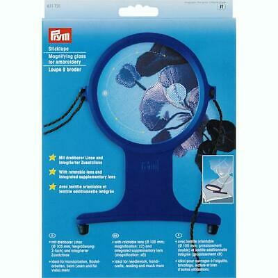 Prym Magnifying Glass with Cord 611731