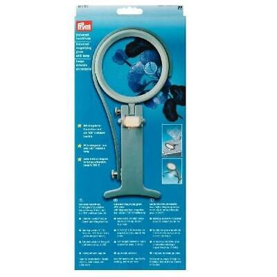 Prym Universal Magnifying Glass with Lamp 611732