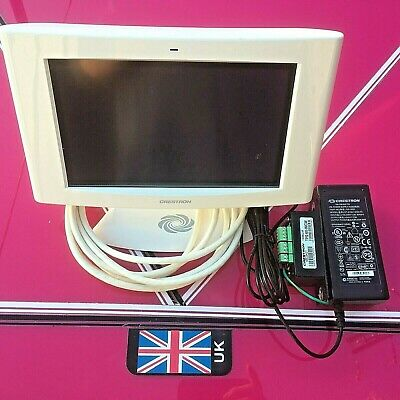 CRESTRON TPMC-9-W-S touch screen power supply & interface  (used)