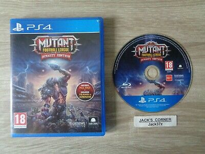 Mutant Football League Dynasty Edition  PS4 Game - 1st Class FREE POSTAGE