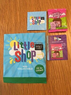 ms little shop collectables percy pig